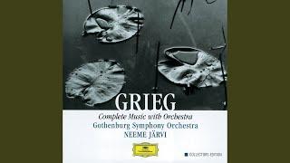 Grieg: Holberg Suite, Op.40 - 1. Präludium (Allegro vivace)