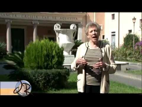 Joans Rome - The Basilica of St. Cecilia