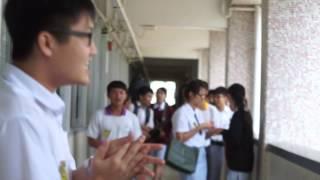 港澳信義會慕德中學候選內閣Godone宣傳-洗樓篇