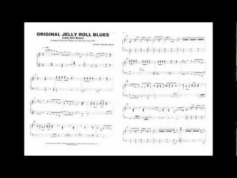 Jelly Roll Morton - The Original Jelly Roll Blues