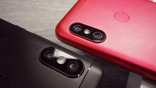 Redmi 6 Pro vs Redmi Note 5 Pro - Special Edition Red Colour