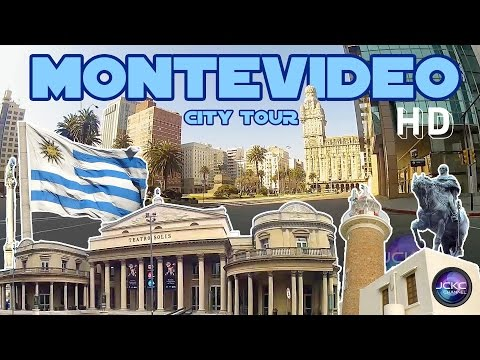 Montevideo City Tour  - Passeio de carro - Turismo no Uruguay