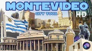 Montevideo City Tour  - Passeio de carro - Turismo no Uruguay([PT-BR] City tour em Montevideo a capital do Uruguai. Neste vídeo é possível ver os seguinte pontos turísticos: Plaza Independencia, Plaza Cagancha, Puerta ..., 2014-11-14T23:16:46.000Z)