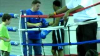 Lexington PAL Cobra Boxers Competes in The 2012 Kentucky State Championships (Livermore, KY).wmv