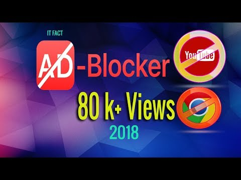 How to Block Ads on Google Chrome....2017