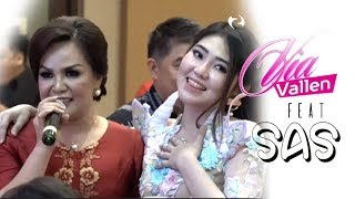 Download lagu DUET MAUT VIA VALLEN feat SAS Wakil Walikota Tomohon