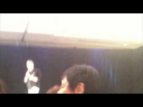 Fredrick Lehne - [PART 1] - The Drunk Friend/Vancouver - SPN VanCon 2010