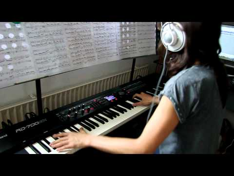 Type O Negative - Love You To Death - piano cover