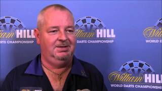 Interview | Robert Thornton Thumps Ronnie Baxter At Ally Pally