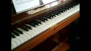 Урок №11 Журавлиная песня из к/ф ''Доживём до понедельника'' К.Молчанов.Аккомпанемент 3 часть
