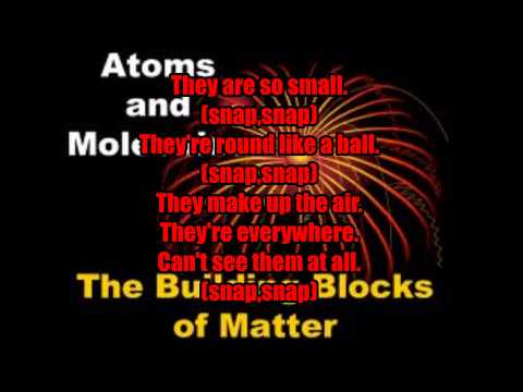 The Atoms Family Song