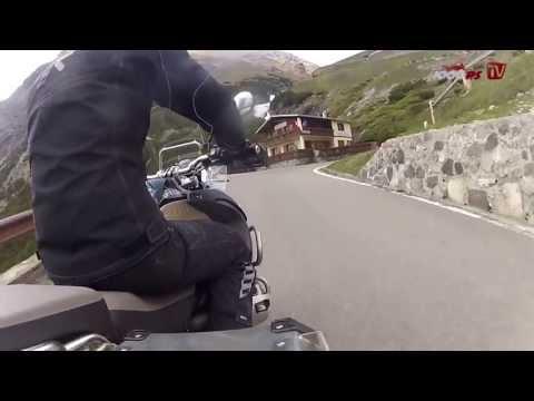 Speedrun @Stilfserjoch | BMW R 1200 Adventure