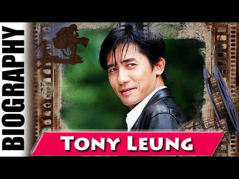 Hong Kong's Famous Choreographer Tony Leung - Biography and Life Story