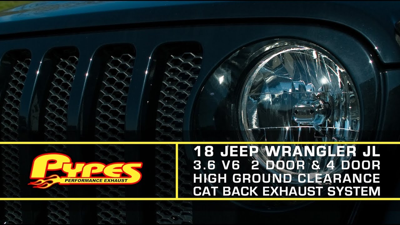 Pypes Performance Exhaust SJJ25S Cat Back Exhaust System