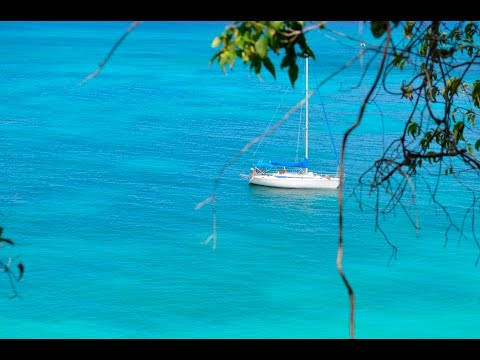 Sailing from Spain to Caribbean