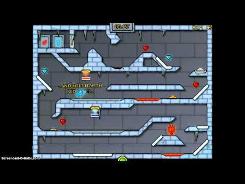 Игра Огонек и капелька онлайн