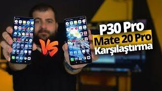Huawei P30 Pro vs Mate 20 Pro - Fiyat farkına değer mi?