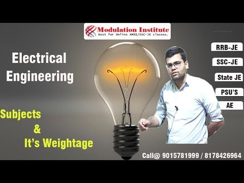 How to Prepare for RRB JE CBT 2 / SSC JE / State JE & all PSU's of Electrical Engineering (EEE)