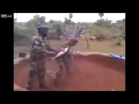 Indian Sikh regiment 7 Pakistani post destroyed Crying pak army