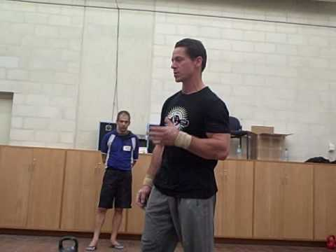 How to Perform the Kettlebell Snatch | Steve Cotter Workshop Tour