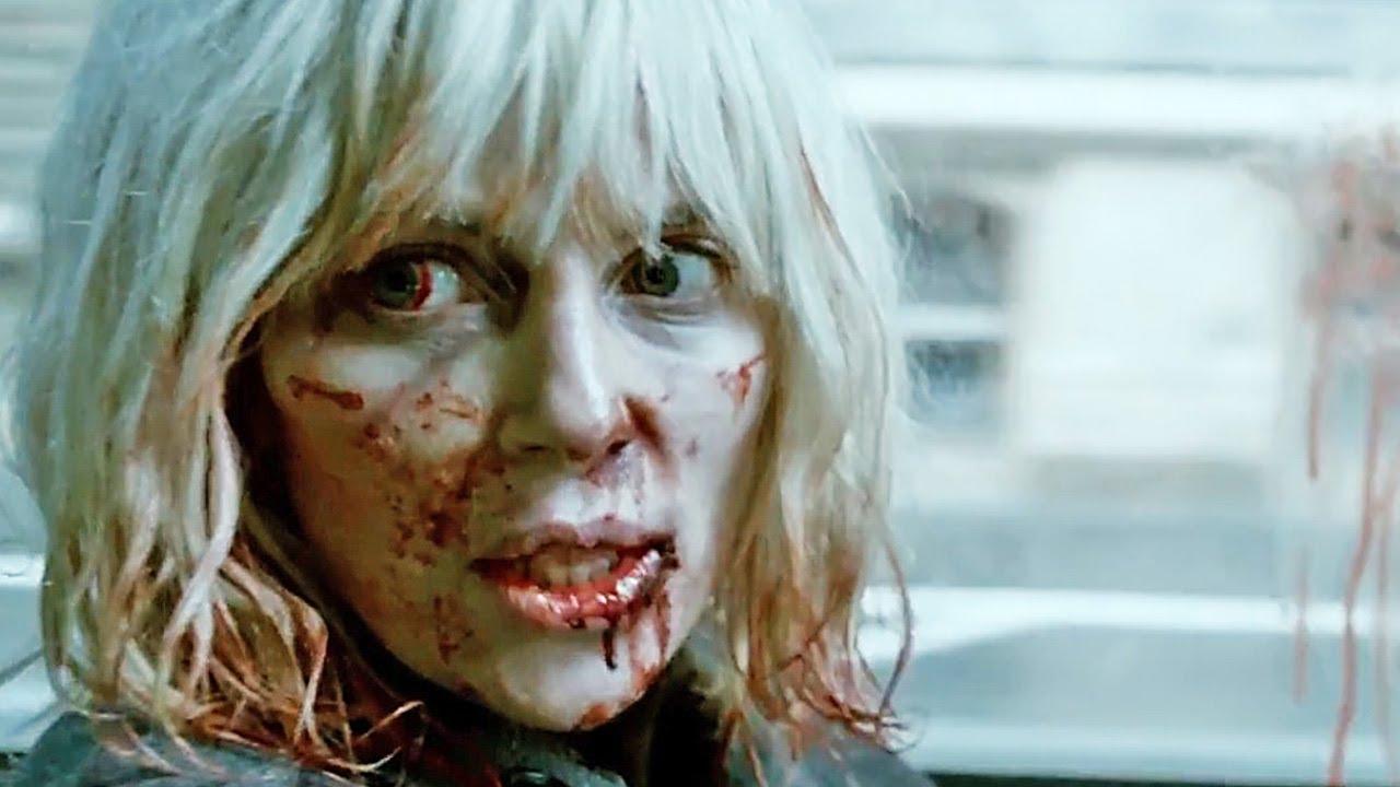 Atomic Blonde Trailer