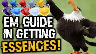 Eagle Mountain Guide In Getting Evolution Essences! | Angry Birds Evolution