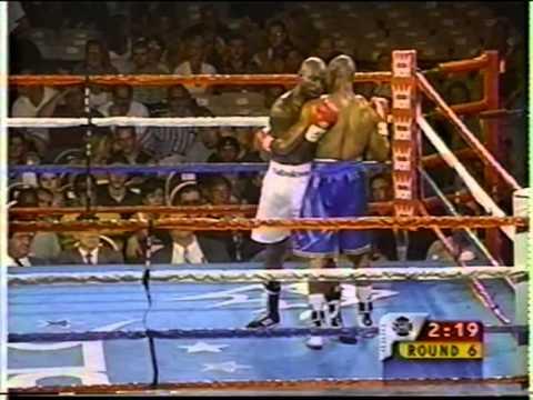 Byron Mitchell vs Frankie Liles