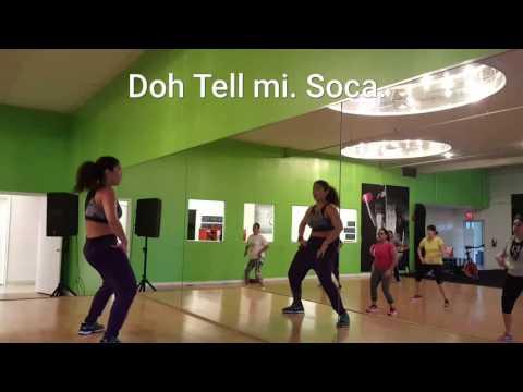 Doh Tell Mi. Soca Zumba