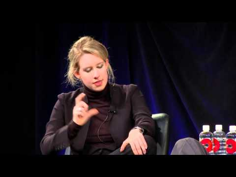 CHM Revolutionaries: Theranos Founder & CEO Elizabeth Holmes in Conversation with Michael Krasny