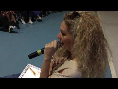 Erika Ender - MasterClasses - Educando sobre el mundo de la música