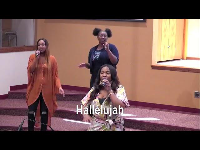 (7-26-20) Sunday Worship Service