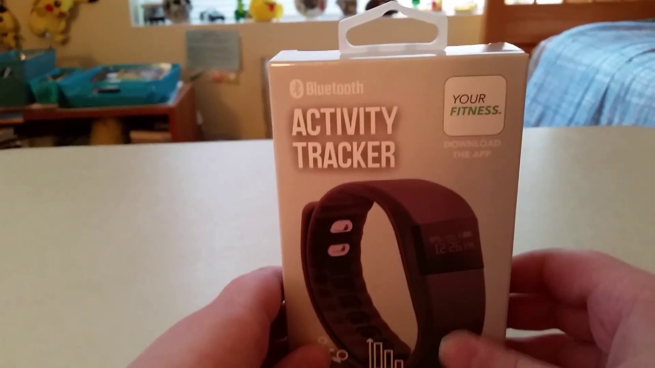 Is This Better Than A FitBit? || $10 Fitness Band Unboxing & Review
