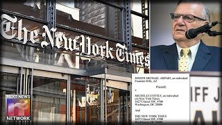 Sheriff Joe Just HIT the New York Times As Hard As He Could - This Could END Them For Good!