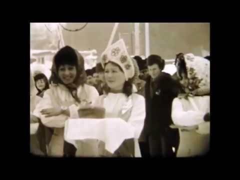 Город Белебей и люди 1982-1983 (Редкие кадры)