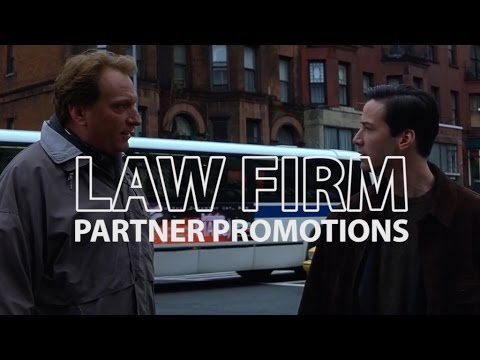 Law Firm Partner Promotions