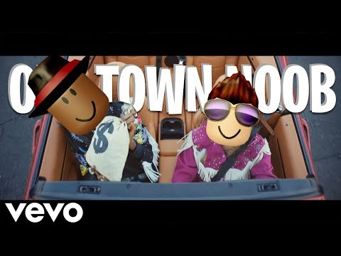 Lil Nas X Old Town Road Remix Roblox Music Video Old Town Noob Youtube