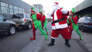 A Brave Moose: Kiesza Hideaway Christmas Parody