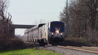 Railfanning Journal 22 Amtrak, CP, and CN In Duplainville