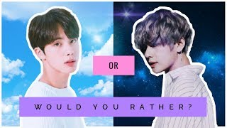 BTS - Would You Rather? #3