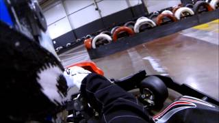 TeamSport Indoor Karting Cardiff