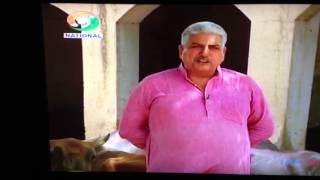 Progressive dairy farmer vinod bharti