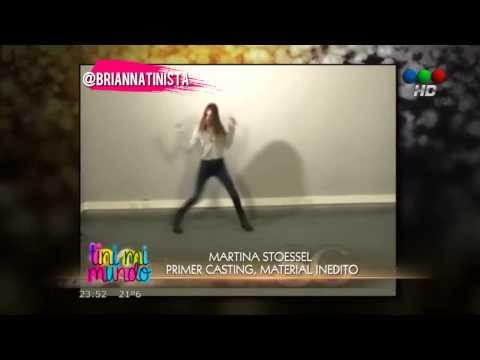El casting de Martina Stoessel para Disney (HD)
