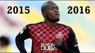 Moussa Sow ● Goals, Assists & Skills ● 2015/16 ●Al-Ahli