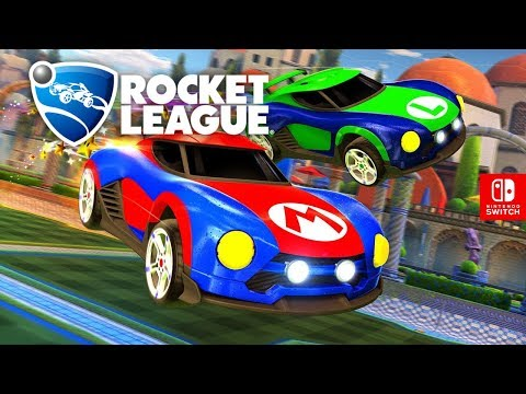 🔴LIVE: ROCKET LEAGUE #3 (Nintendo Switch)