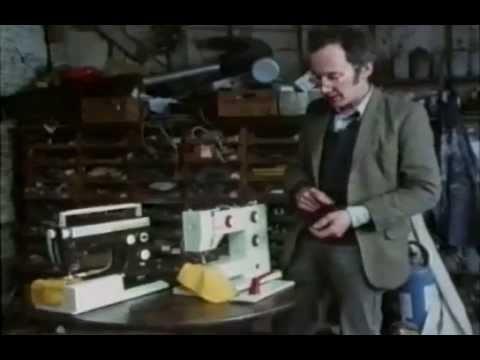 Secret Life Of Machines 102 The Sewing Machine