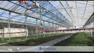 Irrigation Booms HO