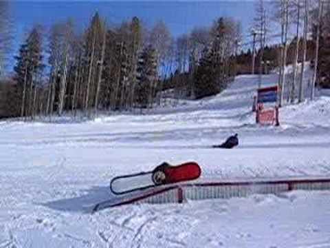 My Snowboarding Skillz