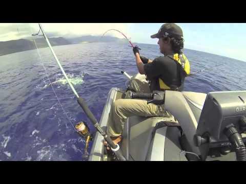 hawaii jet ski fishing episode 1