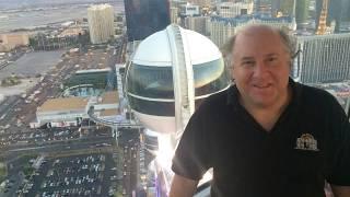 High Roller (Ferris wheel) Wheel: 550 Feet High , @ Bally's- Las Vegas