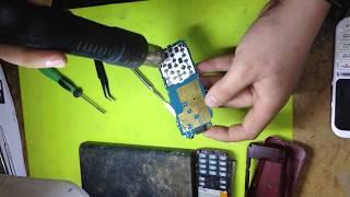 не работают кнопки samsung gt-c3322